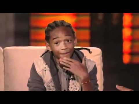 Best moments of Jaden Smith!