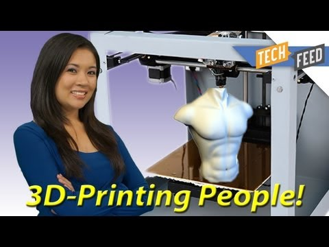 3D Printing PEOPLE: Human Kidneys, Bionic Ears, & Hearts