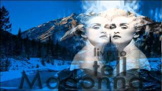 Madonna Video - Madonna Live To Tell (Instrumental Suite)
