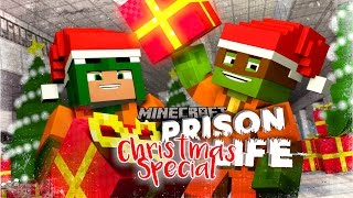 Minecraft Prison Life - CHRISTMAS IN PRISON #8