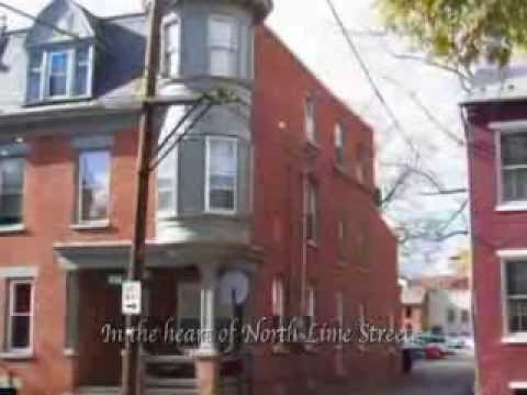Lancaster City PA Real Estate - Classy 3 BR Apartment For Rent