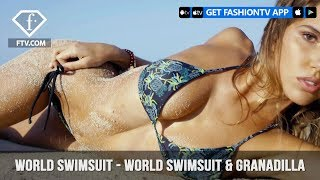 World Swimsuit Presents Sexy Granadilla in Mauritius Sugar Beach Resort | FashionTV | FTV