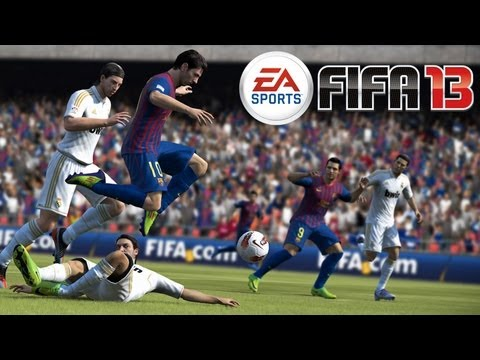 GameSpot Reviews - FIFA 13