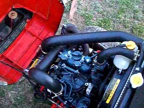 Watch on kubota 2 cylinder