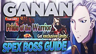 Grand Summoners - Ganan SPEX Boss Guide 18.47 MB