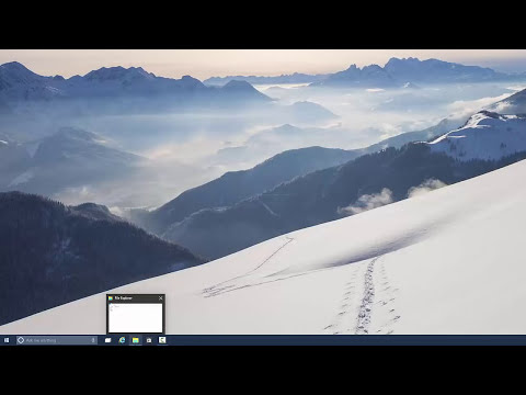 Windows 10 Build 10036 - Updated Start Menu, Task View, System Tray + MORE