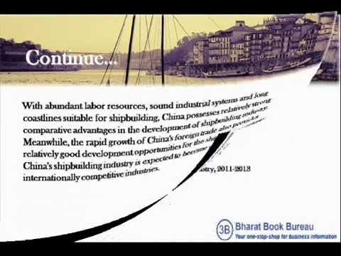 Bharat Book Presents : Research Report on China's Shipbuilding Industry, 20132017