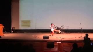 Main Krishna Hoon - Solo Dance performance | Kaun hoon main | Krishna kanth - Freshers cult night 2013 , IIT Guwahati
