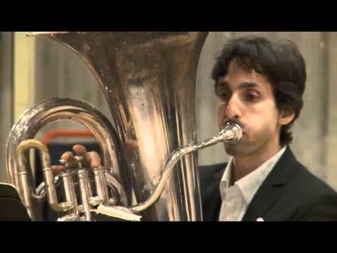 London Brass Play Early English Music video