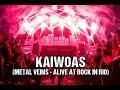 Sepultura Kaiwoas Metal Veins Alive At Rock In Rio Feat Les Tambours Du Bronx mp3