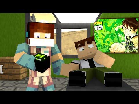 Minecraft: CIRURGIA NO BEN 10 ! - ( BEN 10 Minecraft )