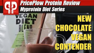 Myprotein Diet Protein (Whey & Vegan) - New Chocolate Contender!