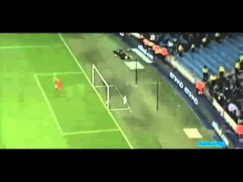 Manchester City vs Birmingham | Wonderful Owen Hargreaves Goal
