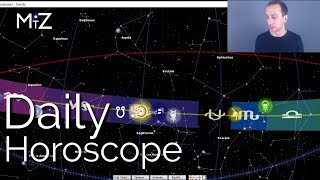 Daily Horoscope Wednesday January 9th 2019 - True Sidereal Astrology