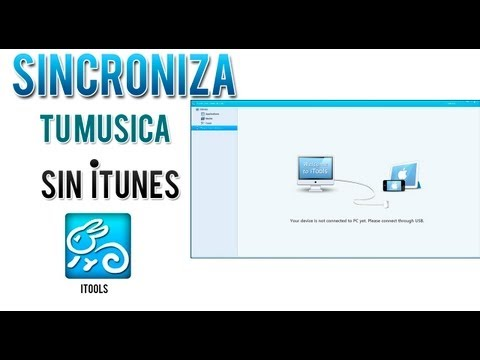 Sincroniza tu Musica Sin iTunes en iPhone // iPod Touch // iPad