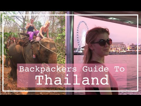 ♡ Travelling Thailand - Where do you begin? | Mollie Bylett