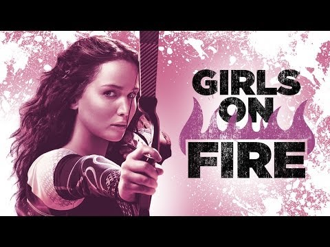 Girls on Fire - Movie Mashup HD