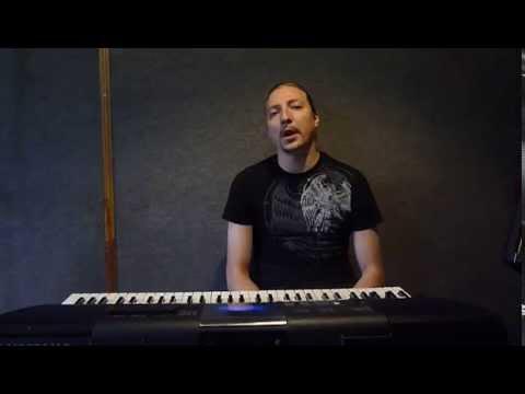 Александр Кэп, уроки вокала. Сглаживание регистров, микст.