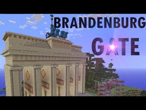 Brandenburg Gate Dimensions Brandenburg Gate