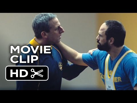 Foxcatcher Movie CLIP - Psychological Issues (2014) - Steve Carell, Mark Ruffalo Drama HD