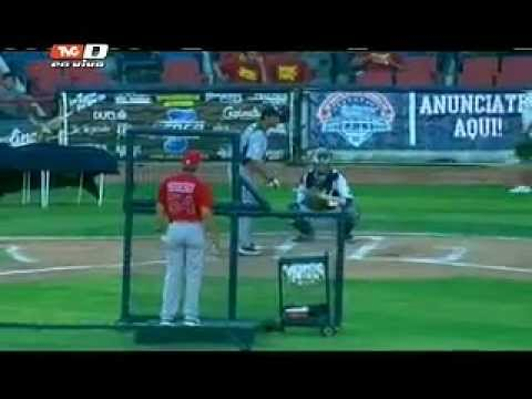 1a ronda del Home Run Derby 2012, Liga Mexicana de Béisbol (18-05-2012) p2