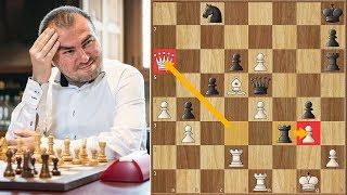 Blunder For The Win! | Caruana vs Mamedyarov  | Your Next Move (Rapid) (2018)