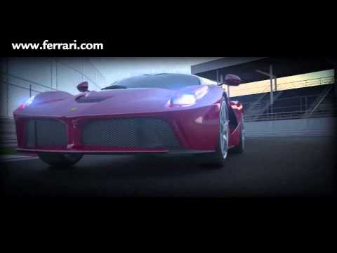 LaFerrari - focus on vehicle dynamics
