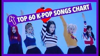 download lagu Top 60 K-pop Songs Chart • February 2018 Week gratis