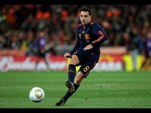 Xavi Hernández - World Cup 2010