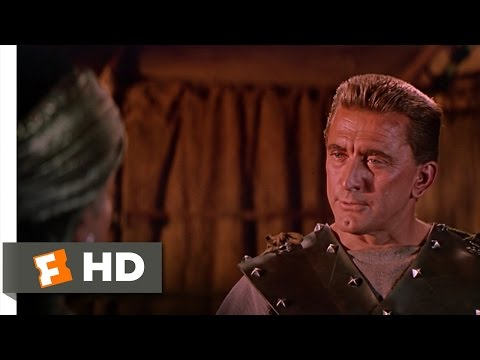 Spartacus (6 9) Movie Clip - Death Is The Only Freedom (1960) Hd video