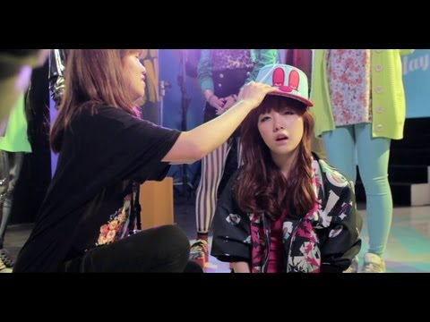GIRLS DAY - OH! MY GOD(오마이갓) MAKING VID 2