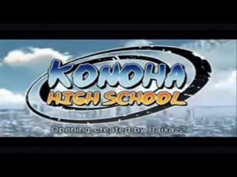 Konoha High School Capitulo 6 Parte nº1 (Sub.Español)
