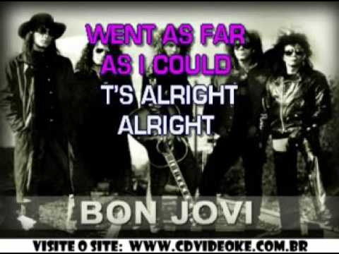 Bon Jovi & Jennifer Nettles   Who Says You Can't Go Home
