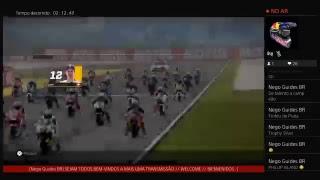 MotoGP 17 - (Trophy Guide) Carreira de Piloto Temporada 2 Moto 2 Part 6
