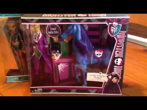 Monster High Box Review on Headless Headmistress Bloodgood