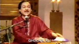 Ghulam Ali- Karoon na yaad magar