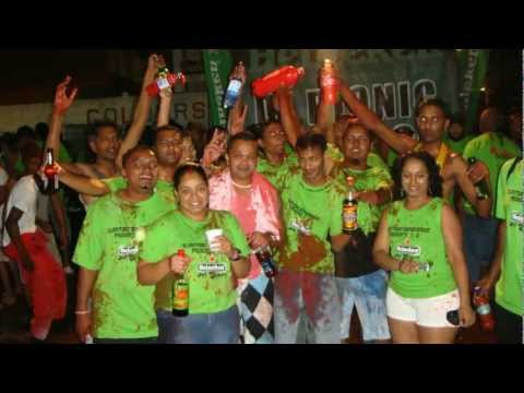BIONIC SOUND CO HEINEKEN ALLSTARZ 2012