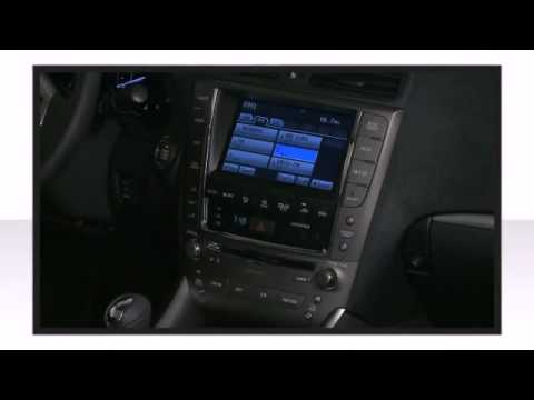 2012 Lexus IS 250C Video