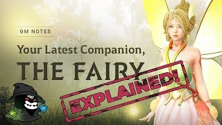 How To Get Your New Fairy Companion | Black Desert Online Xbox One