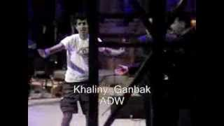 تواضع عمرو دياب و احترامه لجمهوره Amr Diab protect a fan from the gards  #respect