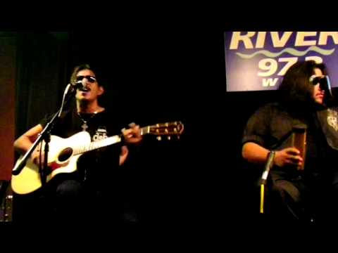 Heaven - LOS LONELY BOYS (Live at The Loft - The River 97.3 WRVV)