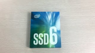 Intel SSD 600p Unboxing and Overview - The cheap NVMe SSD for all