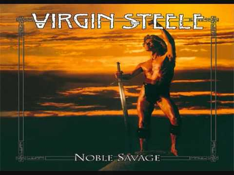 VIRGIN STEELE Obsession (It Burns For You) 1985