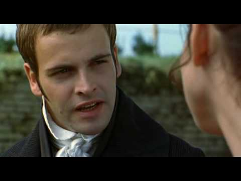 Mansfield Park 1999 - Professing love - The kiss