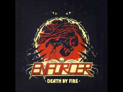 Enforcer - Death By Fire [FULL ALBUM]