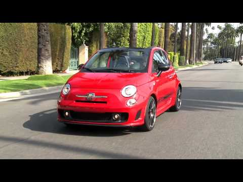 2013 Fiat 500C Abarth