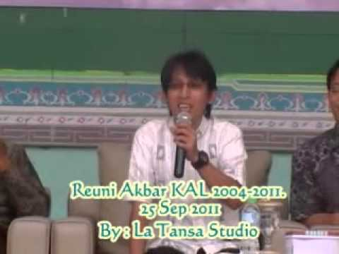 Reuni Akbar Komunitas Alumni La Tansa Sept 2011.flv video