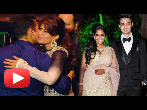 Celebs At Salman Khan Sister Arpita Khan's Wedding Reception Party PART 2