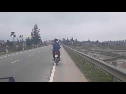 Khám phá đường xuyên Á Quảng trị Nối Lào Thái và Việt nam