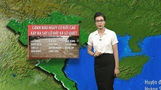 Bản Tin Thời Tiết Mới Nhất Trong Ngày 17/8/2018 | Dự Báo Thời Tiết 3 Ngày Tới
